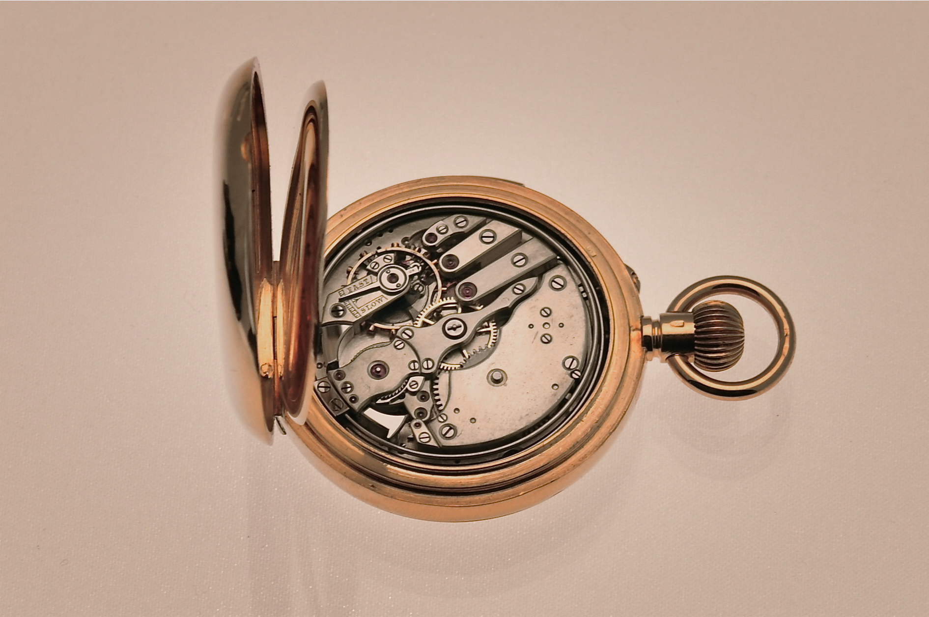 Le Trésor du temps montre Louis Audemars, 1877